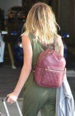 KELSEA BALLERINI at Airport in Sydney 12/28/2016