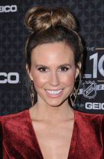 KELTIE KNIGHT at NHL 100 Presented by Geico at Microsoft Theater 01/27/2017