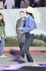 KENDALL JENNER Arrives at The Kings of Leon Concert in Inglewood 01/28/2017