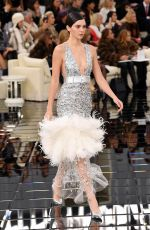 KENDALL JENNER at Chanel Fashion Show at Paris Fashion Week 01/23/2017