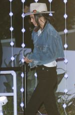 KENDALL JENNER at The Forum in Los Angeles 01/28/2017