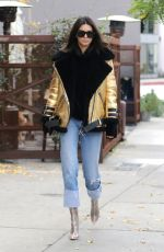 KENDALL JENNER Out Shopping in West Hollywood 01/02/2017