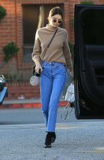 KENDALL JENNER Shopping at Pavilions Supermarket in Beverly Hills 29/12/2016