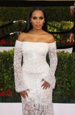 KERRY WASHINGTON at 23rd Annual Screen Actors Guild Awards in Los Angeles 01/29/2017