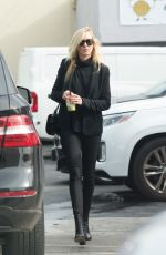 KIMBERLY STEWART Out and About in Los Angeles 01/15/2017