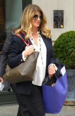 KIRSTIE ALLEY Out Shopping in New York 01/11/2017