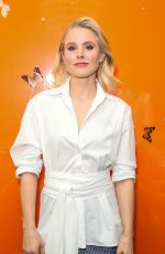 KRISTEN BELL at Tome Dinner Celebrating White Shirt Project and Freedom for All Foundation in Los Angeles 01/12/2017