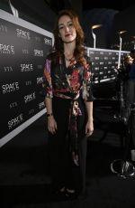 KRISTEN RAKES at 'The Space Between Us' Premiere in Los Angeles 01/17/2017
