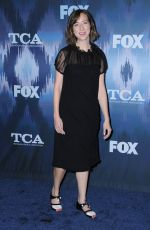 KRISTEN SCHAAL at Fox All-star Party at 2017 Winter TCA Tour in Pasadena 01/11/2017