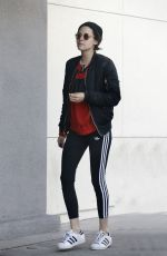KRISTEN STEWART Out and About in Beverly Hills 01/24/2017