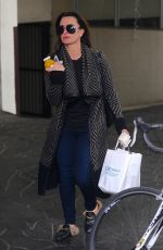 KYLE RICHARDS Out Shopping in Beverly Hills 01/04/2017