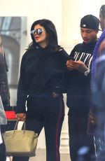 KYLIE and KENDALL JENNER Out for Shopping in New York 01/17/2017