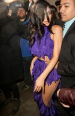 KYLIE JENNER at Catch LA in West Hollywood 01/10/2017