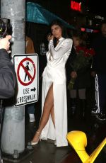 KYLIE JENNER at Nice Guy in West Hollywood 01/10/2017