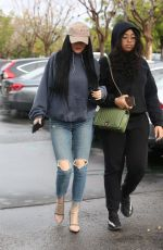 KYLIE JENNER Out and About in Calabasas 01/07/2017
