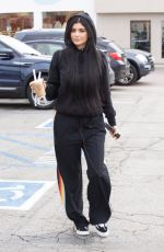 KYLIE JENNER Out in Malibu 01/07/2017