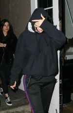 KYLIE JENNER Out in Mew York 01/17/2017