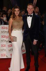 KYM MARSH at National Television Awards in London 01/25/2017