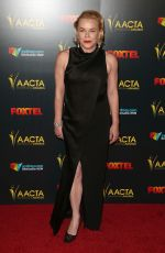 KYM WILSON at AACTA International Awards 2017 in Hollywood 01/06/2017