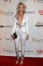 LADY VICTORIA HERVEY at Bafta Tea Party in Los Angeles 01/07/2017