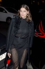 LAETITIA CASTA at Sidaction Gala Dinner 2017 in Paris 01/26/2017