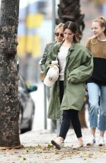 LANA DEL REY Shopping with Her Friends in Los Angeles 01/23/2017