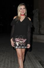 LARISSA EDDIE at Lalit Hotel Launch Party in London 01/26/2017