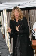 LAURA DERN at Delilah Restaurant in West Hollywood 01/12/2017