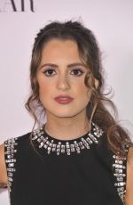 LAURA MARANO at Harper's Bazaar 150 Most Fashionable Women Party in Hollywood 01/27/2017