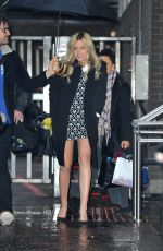 LAURA WHITMORE at ITV Studios in London 01/16/2017
