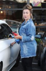 LAUREN GOODGER Out and About in Essex 01/19/2017