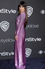 LEA MICHELE at Warner Bros. Pictures & Instyle's 18th Annual Golden Globes Party in Beverly Hills 01/08/2017