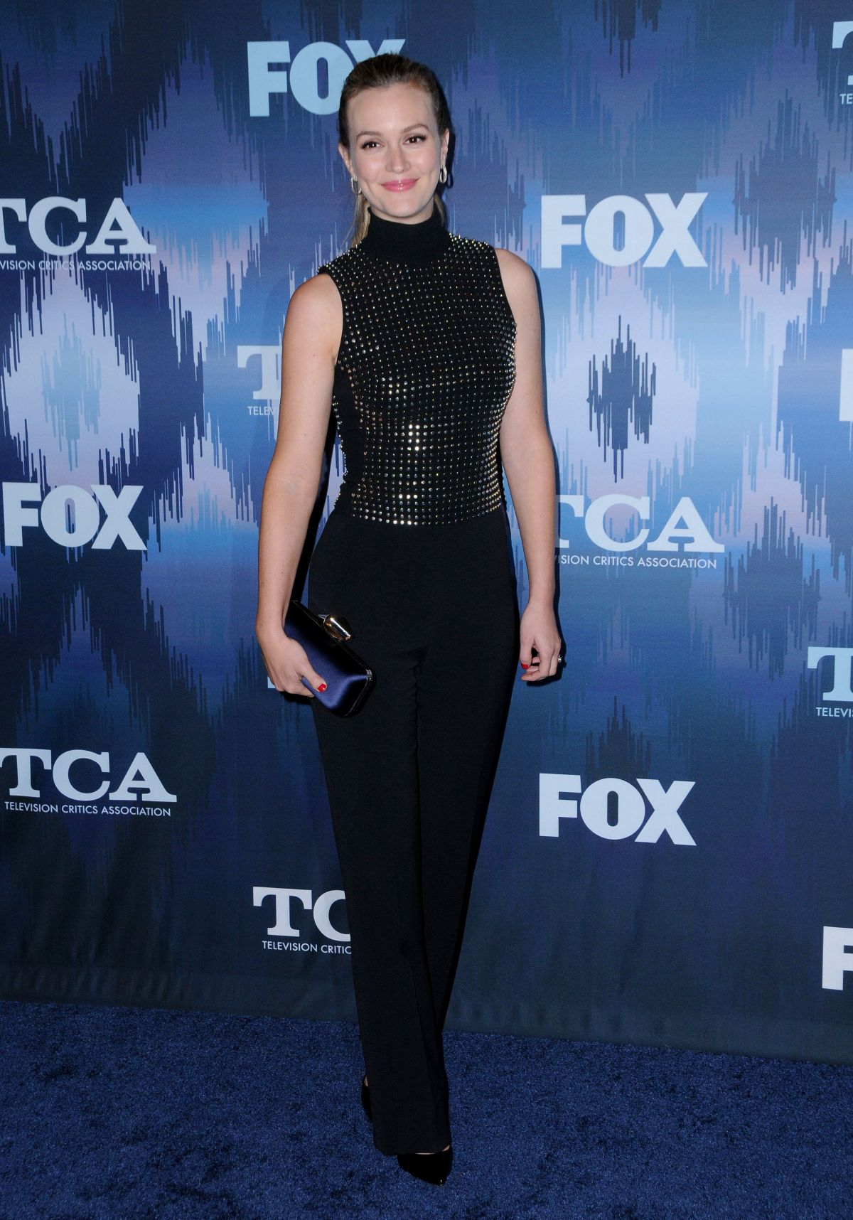 LEIGHTON MEESTER at Fox All-star Party at 2017 Winter TCA ...