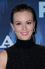 LEIGHTON MEESTER at Fox All-star Party at 2017 Winter TCA Tour in Pasadena 01/11/2017
