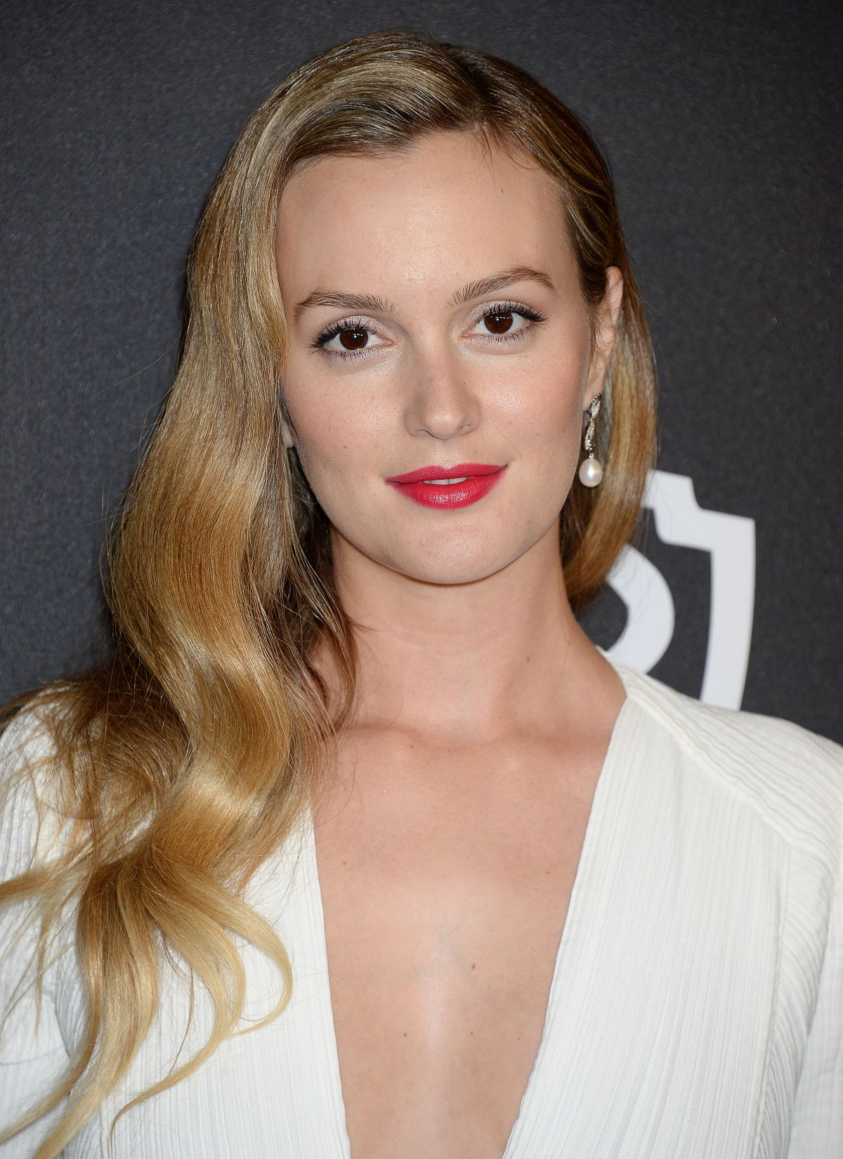 LEIGHTON MEESTER at Warner Bros. Pictures & Instyle's 18th Annual Golden Globes Party in Beverly Hills 01/08/2017