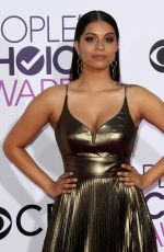 LILLY SINGH at 43rd Annual People's Choice Awards in Los Angeles 01/18/2017