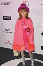 LINDA RAMONE at Harper's Bazaar 150 Most Fashionable Women Party in Hollywood 01/27/2017