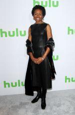LISA GAY HAMILTON at Hulu's Winter TCA 2017 in Los Angeles 01/07/2017