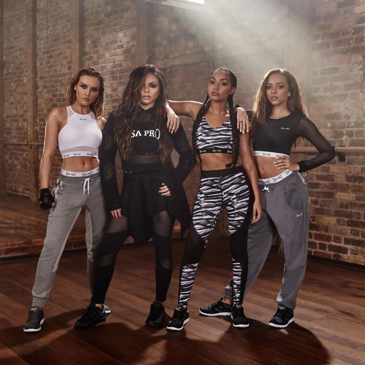 LITTLE MIX for USA Pro #2, 2016