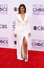 LIZ HERNANDEZ at 43rd Annual People's Choice Awards in Los Angeles 01/18/2017
