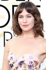 LOLA KIRKE at 74th Annual Golden Globe Awards in Beverly Hills 01/08/2017