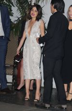 LUCY HALE at Chateau Marmont in West Hollywood 01/28/2017