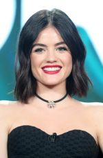 LUCY HALE at