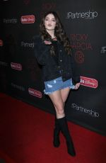 LUNA BLAISE at Ricky Garcia's 18th Birthday Bash in Los Angeles 01/21/2017