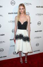 LYDIA HEARST at Marie Claire's Image Maker Awards 2017 in West Hollywood 01/10/2017