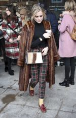 MADDIE HASSON Out and About in Park City 01/20/2017