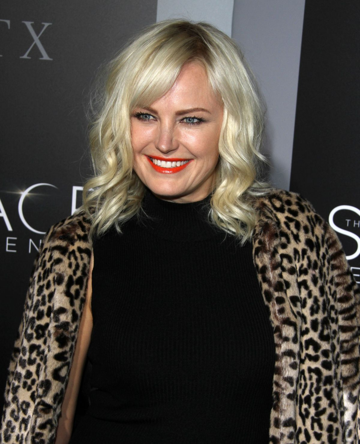 MALIN AKERMAN at 'The Space Between Us' Premiere in Los ...