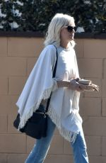 MALIN AKERMAN Out and About in Los Angeles 01/26/2017