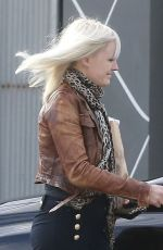 MALIN AKERMAN Out and About in Silverlake 01/07/2017