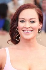 MAMRIE HART at 23rd Annual Screen Actors Guild Awards in Los Angeles 01/29/2017